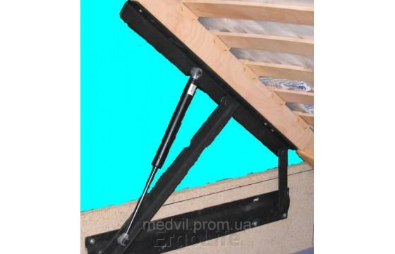 Механизм подъема сетки кровати МК-6
