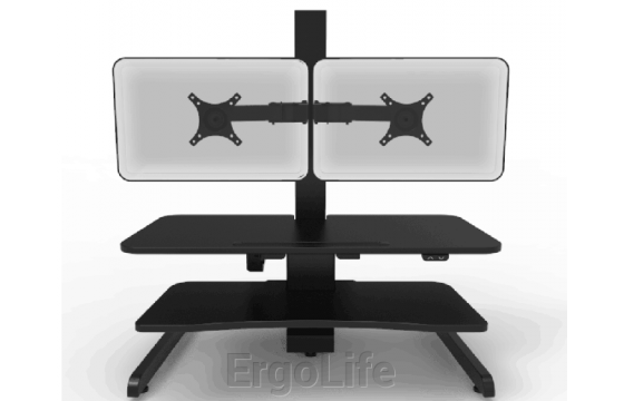 Стол с регулировкой высоты для монитора AOKE DESK RISER 1,2
