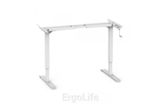Стол с ручной регулировкой по высоте AOKE MANUAL