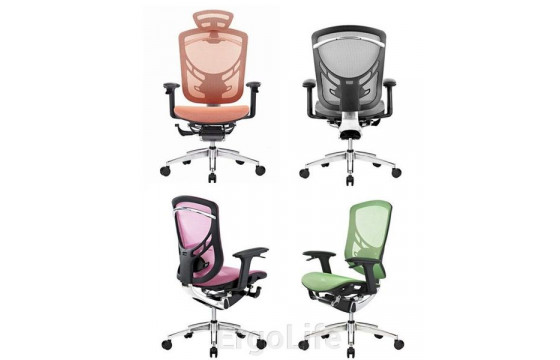 Эргономическое офисное кресло GT CHAIR I-VINO SO-12D