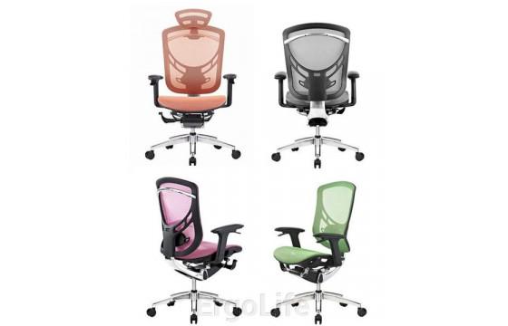 Эргономическое офисное кресло GT CHAIR I-VINO TENDER MATE TM04H