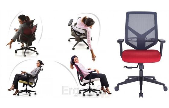 Эргономическое офисное кресло GT CHAIR TENDER FORM TF-15Z FABRIC