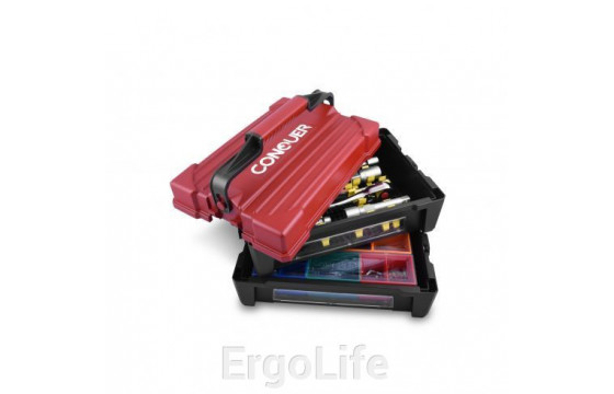 Ящик для инструмента с двумя контейнерами Free Box FZ00065